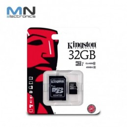 Memoria Micro Sd 32gb Kingston Clase 10
