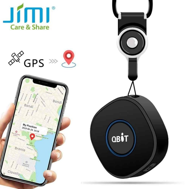 Rastreador GPS personal Qbit ™ Mini