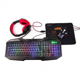 COMBO GAMER HALION 4 EN 1...